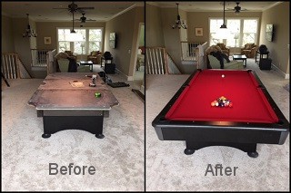 expert pool table recovering in Grants Pass content img3