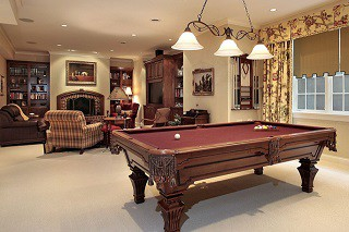 Pool table assembly with perfect leveling in Grants Pass content img3